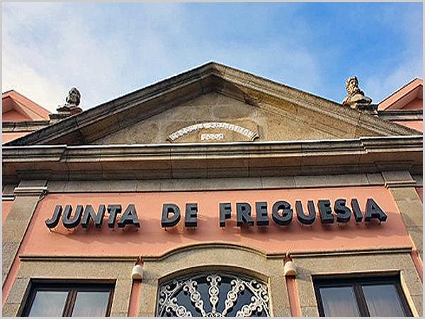 Edifício da Junta de Freguesia