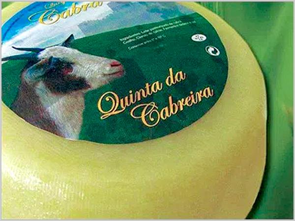 Quinta da Cabreira - Queijo de cabra da Lactibar (Rendo, Sabugal) - capeiaarraiana.pt