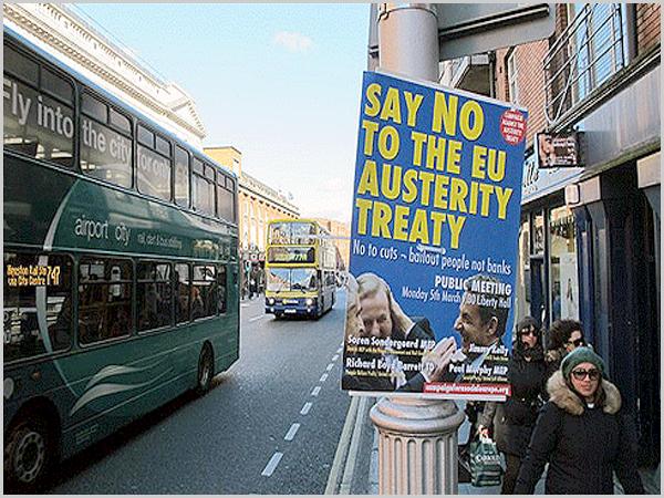 Contra o Tratado da União Europeia
