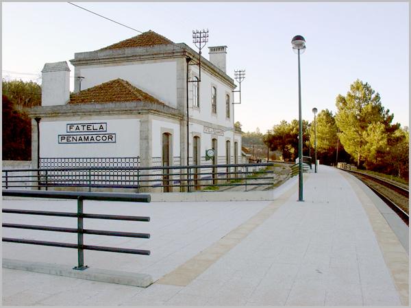 Estação da CP de Fatela / Penamacor