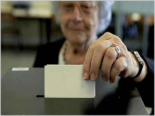 Votar nas eleições