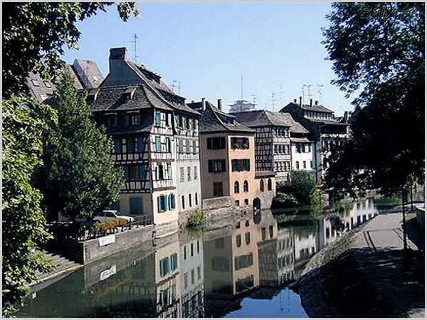 Região da Alsácia em França