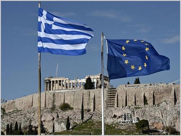 A Grécia e a União Europeia