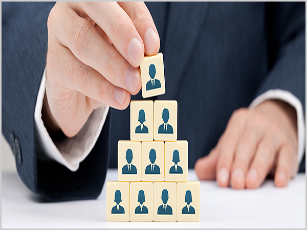 Hierarquia na empresa