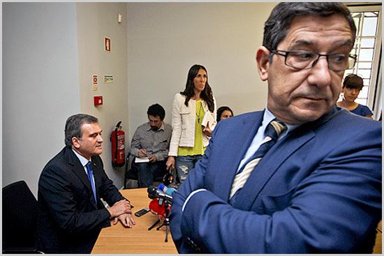 Miguel Relvas contra a ERC