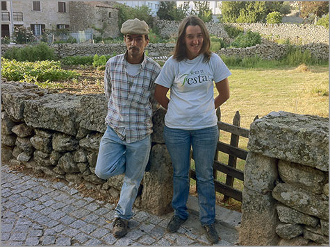 Ganaderos José Manuel Duarte «Fininho» e Joaquina - Sabugal