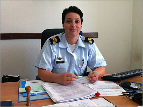 Comandante GNR Sabugal