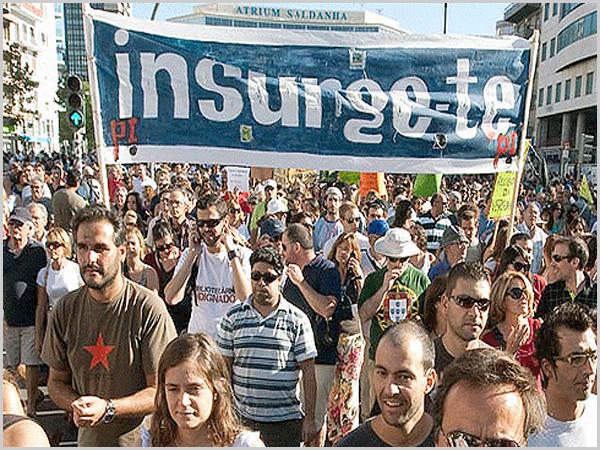 Manifestação de 15 de Setembro: «Insurge-te!»