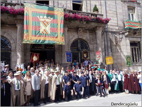 IX Gran Capítulo de la Cofradía del Hojaldre de Torrelavega