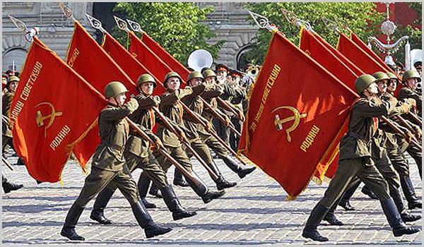 Militares da URSS