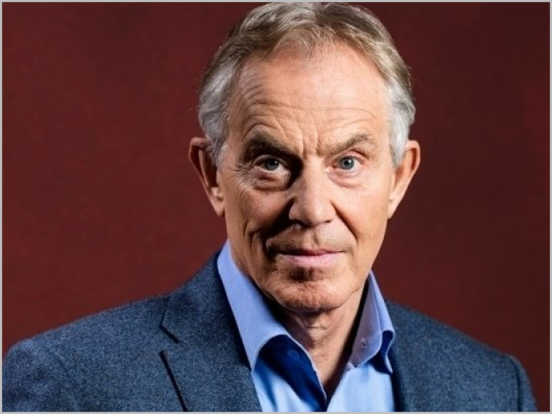 Tony Blair - Inglaterra