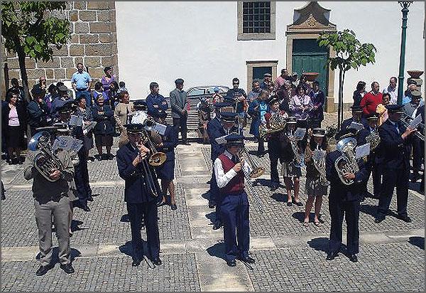 Banda Filarmónica do Retaxo