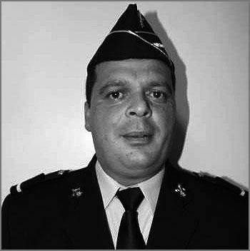 Sérgio Hilário - Bombeiros Voluntários Sabugal