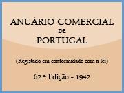 Anuáriio Comercial Portugal - 1942 © Capeia Arraiana