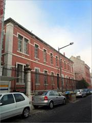 Instituto Bactereológico Câmara Pestana em Lisboa