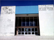 Instituto Ricardo Jorge, na Av. Padre Cruz, em Lisboa
