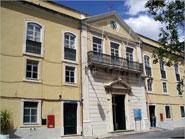 Hospital Miguel Bombarda, em Lisboa