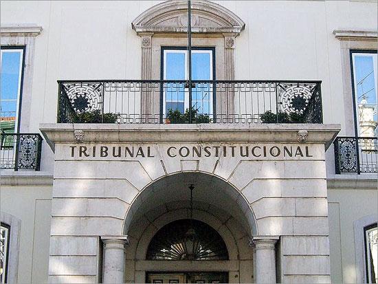 Tribunal Constitucional Portugal - capeiaarraiana.pt