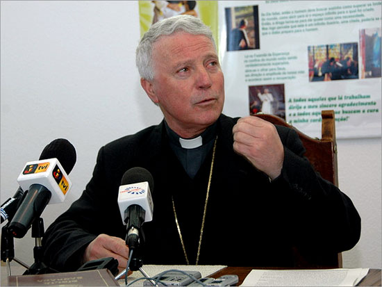 D. Manuel Felício - Bispo Guarda - Capeia Arraiana
