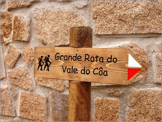 Grande Rota do Vale do Côa - Capeia Arraiana