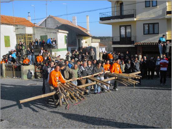 O Sabugal não pode ser só capeia, o ano tem 365 dias - António Pissarra - Raia e Coriscos - Capeia Arraiana