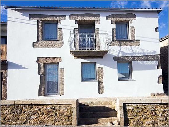 Casas da Pedra - Aldeia do Bispo - Capeia Arraiana