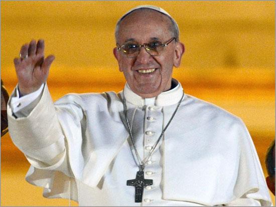Papa Francisco - Foto D.R. - Capeia Arraiana