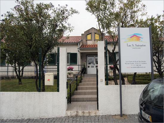Lar São Salvador - Casteleiro - Sabugal - Capeia Arraiana