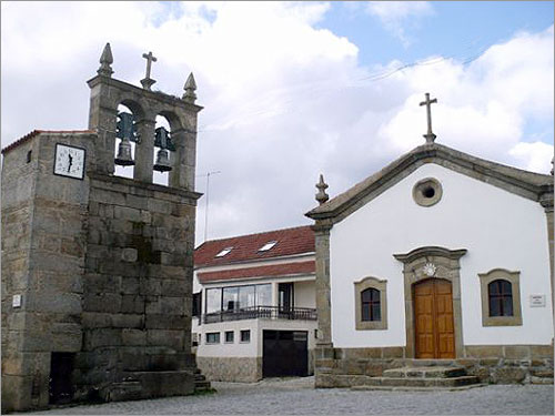 Igreja Matriz Aldeia do Bispo - Sabugal - Capeia Arraiana