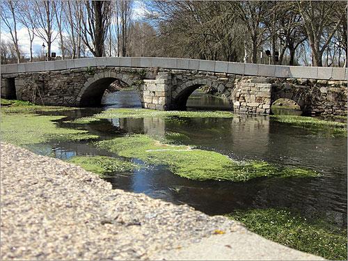 Ponte Romana - Aldeia da Ponte - Sabugal