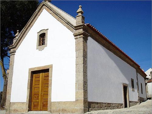 Igreja São Bartolomeu - Badamalos - Sabugal - Capeia Arraiana