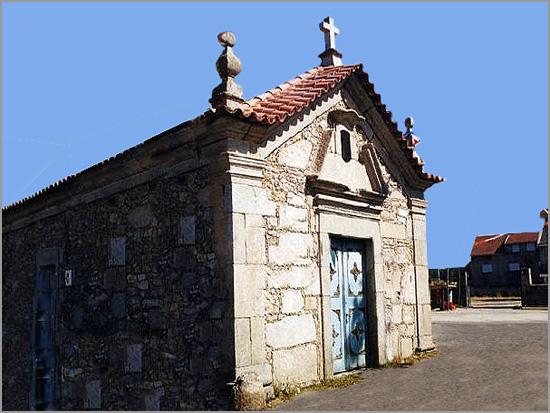 Capela de Santa Bárbara - Bismula - Capeia Arraiana