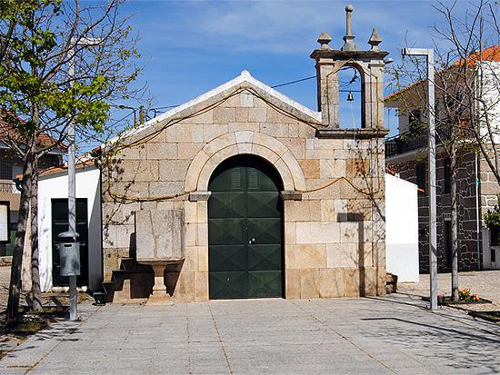 Capela de São Francisco - Casteleiro - Capeia Arraiana