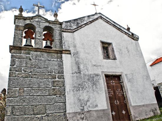Igreja Paroquial da Lomba - Sabugal - Capeia Arraiana