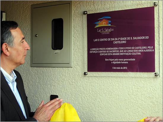 Centro de Dia São Salvador do Casteleiro - Viver Casteleiro - Joaquim Gouveia