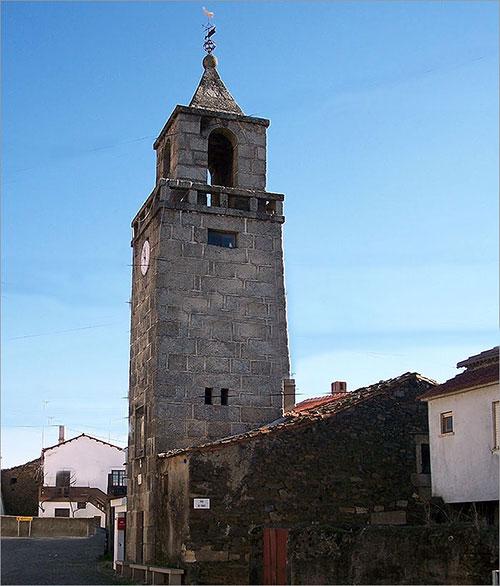 Torre da Igreja Matriz da Malcata