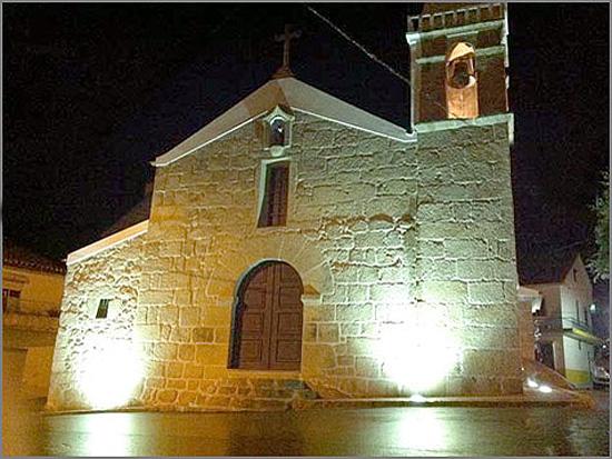 Igreja Matriz da Moita Jardim no concelho do Sabugal (foto: D.R.) - Capeia Arraiana