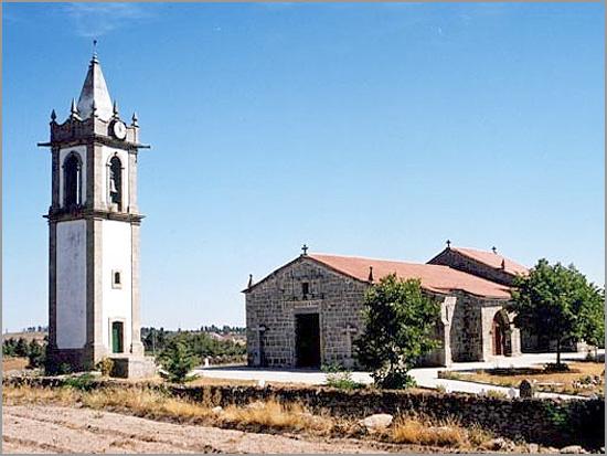 Igreja Matriz da Nave - Sabugal - Capeia Arraiana