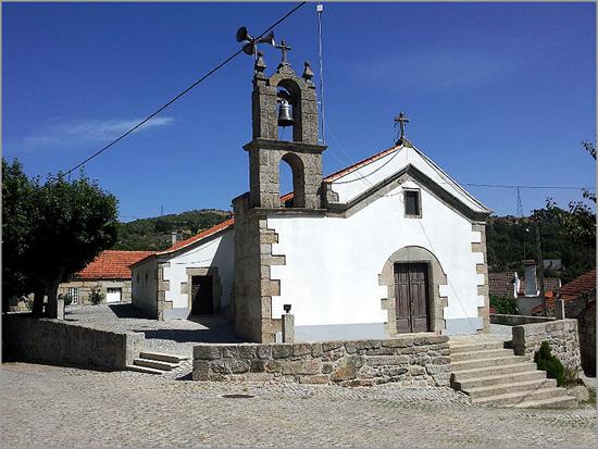 Igreja Matriz de Penalobo - Sabugal - Censos 1758 (foto: )
