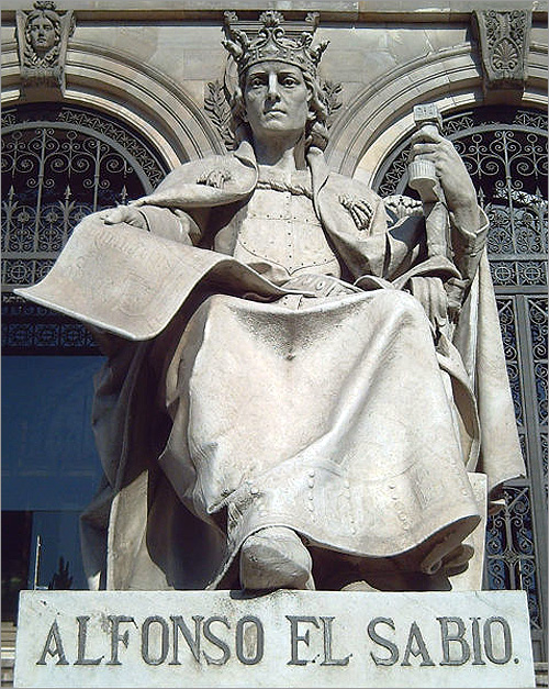 Rei Afonso X - O Sábio - capeiaarraiana.pt