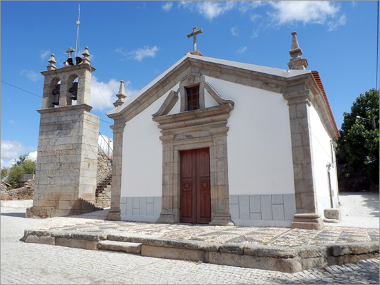 Igreja Matriz da Ruvina - Censos 1758 - Foto: Capeia Arraiana