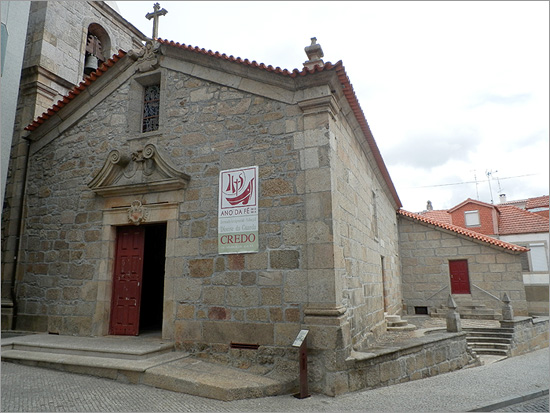 Igreja Matriz do Sabugal - Censos 1758 - Capeia Arraiana