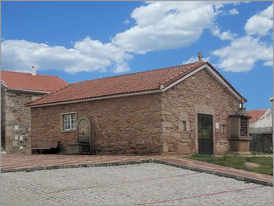 Capela de Santo Amaro - Soito - Sabugal - Censos 1758 - Capeia Arraiana
