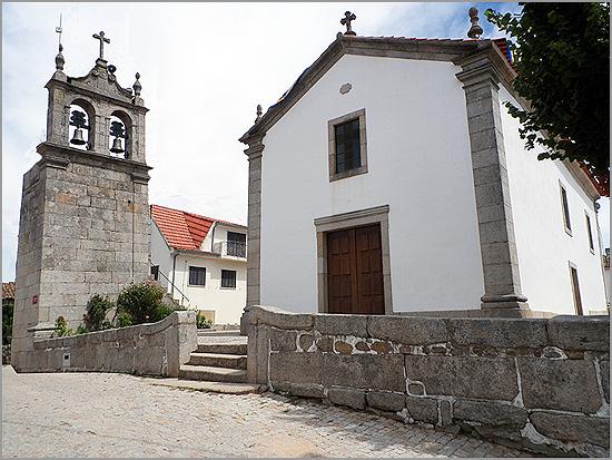 Igreja Matriz de Vale das Éguas - Sabugal - Censos 1758 - Capeia Arraiana