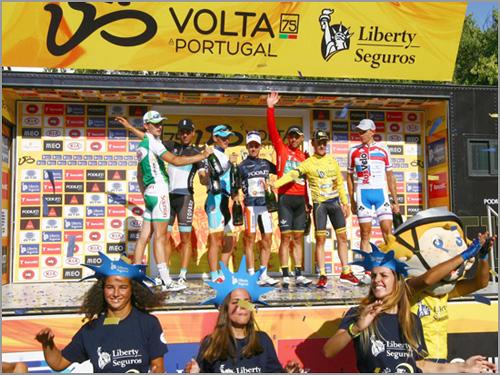 Volta Portugal Bicicleta - 6.ª etapa - Capeia Arraiana