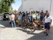 Terceiro Passeio de Motorizadas (menos de 50cc) da AAR-Associação dos Amigos de Ruivós