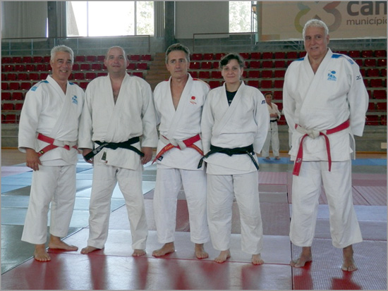Treinadores de Judo do Sporting Clube do Sabugal - Capeia Arraiana