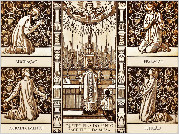 Missa em Latim