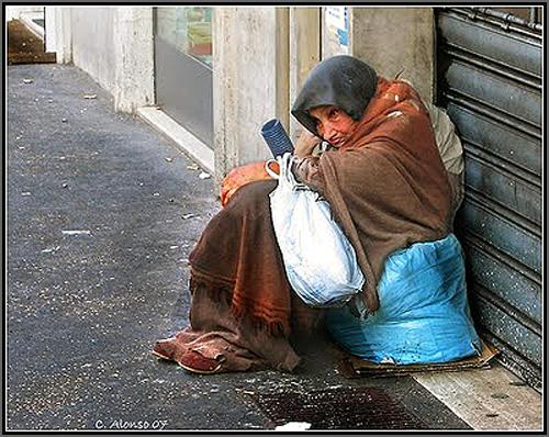 Pobreza em Portugal