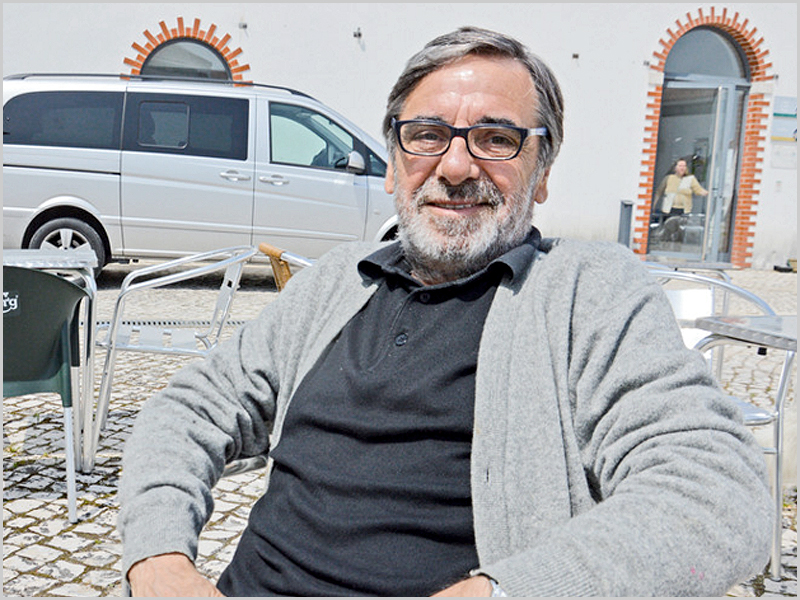 Joaquim Ramos (foto: O Mirante) - capeiaarraiana.pt